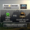 Royal vs. Golden Valley