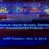 Saugus Union School District Candidates Forum