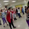 Dance Instructor Lula Washington at Newhall Elementary School