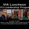 2013 Leadership Luncheon