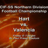 CIF Championship Preview: Hart vs. Valencia