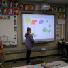 Meadows Students Tackle Fractions with Technology