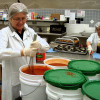 Inside the SCV School Food Services Agency Central Kitchen