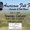 July 5: Americana Folkfest at Rivendale