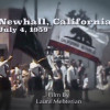 1959 Newhall Fourth of July Parade, with Lassie & The Shaggy Dog