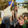 Charles Helmers Assistant Principal Accepts Ice Bucket Challenge