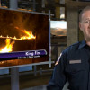Last 3 Major Wildfires Nearing Full Containment