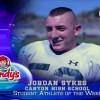 Jordan Sykes, Canyon High School