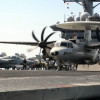 USS Carl Vinson Takes Over Air Strikes Against ISIL
