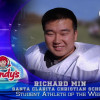 Richard Min, Santa Clarita Christian School