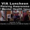 Raising Awareness of Mental Health Issues