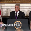 Hagel Resigns as Secretary of Defense