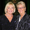 Dianne Curtis and Cheri Fleming
