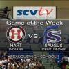 Hart vs. Saugus – Boys