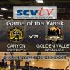 Canyon vs. Golden Valley – Boys