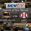 Golden Valley vs. Hart – Boys
