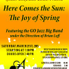 Golden Oak Adult School – GO Jazz Concert Mar. 21