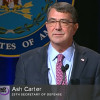 Ash Carter Officially Sworn In as Defense Secretary