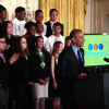 President Obama Hosts the 2015 White House Science Fair