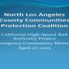 High Speed Rail Emergency Meeting Replay