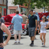 Classic Cars Come Out in Newhall