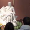 Bringing the Pieta to California