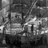Moving Pictures of the St. Francis Dam Under Construction in 'The Temptress' (1926)