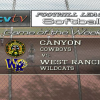 Game of the Week: Canyon vs. West Ranch, April 19, 2016