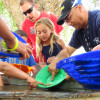 Families Crowd Placerita Park for Nature Center Festival