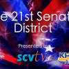 The 21st Senate District Candidates Forum