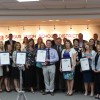 14 Gold Ribbon Schools Honored at Board Meeting