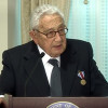 Dr. Henry Kissinger Receives Pentagon's Highest Civilian Honor