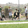 Future Cowboys Attend Football Camp