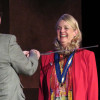 COC's Van Hook Honored for Patronage of the Arts