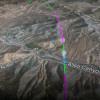 Simulation   Palmdale to Burbank: E1 Alignment