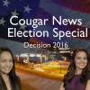 Tune in to SCVTV for Election 2016 Marathon, Live Cougar News Election Show