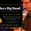 Nov. 20: GO Jazz Big Band Brings History of Big Band Performance to West Ranch