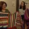 Art Project Blankets Comforting Domestic Violence Victims