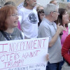 Protesters Gather at COC to Talk ACA, President Trump, more