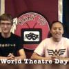 Hart TV, 3-27-17 | World Theatre Day