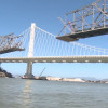 Caltrans News Flash: Last Bay Bridge Truss Removed