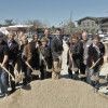 City Breaks Ground for Old Town Newhall Parking Structure