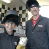 Arroyo Seco Jr. High Students Explore Welding Technology.