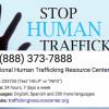 MyGenMyFight COC Club Human Trafficking event