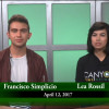 Canyon News Network, 4-12-17 | ASB Candidate Interviews
