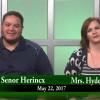 Canyon News Network, 5-22-17   Teacher's Week
