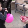 Castaic Celebrates Halloween Early for Boy, 5