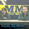 Miner Morning TV, 5-25-17
