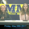 Miner Morning TV, 5-26-17
