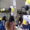 Graduation Spirit at the 2017 COC Grad Fair